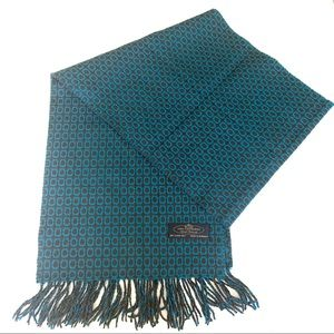 100% Cashmere Hand Tailored Scarf Made In Germany